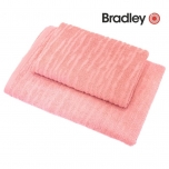 Bradley froteerätik jacquard 50x70cm pastelne roosa