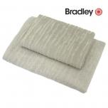 Bradley froteerätik jacquard 70x140cm pastelne roheline