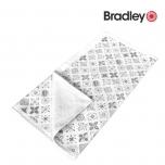 Bradley köögirätik sile-frotee 40x60cm trükitud