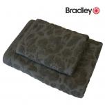 Bradley froteerätik muster 50x70cm hall