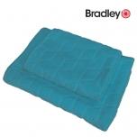 Bradley froteerätik rombid 70x140cm sinine veebruari pakkumine