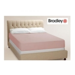 Bradley voodilina kummiga 140x200x25cm, erinevad värvid