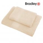 Bradley froteerätik 70x140cm, värvimata puuvill