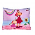 """Lotte padjapüür """"Lotte roosa unistus"""" 50x60cm"""