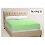 Bradley voodilina kummiga 140x200cm, erinevad värvid