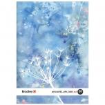 Bradley joonistusplokk A4, 20 lehte, akvarellile