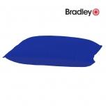 Bradley padjapüür 50x70cm satiin sinine