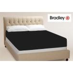 Bradley voodilina kummiga 160x200cm, erinevad värvid