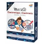 Mini Lab Elektroonika 8+