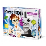 Buki mikroskoobikomplekt 8+