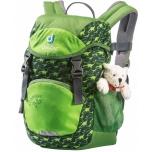 Deuter mängukaruga seljakott roheline