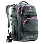 Deuter Strike koolikott, black magenta UUS!