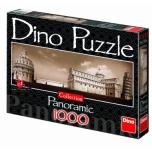 Dino panoraampusle 1000tk Vaade Pisale 10+