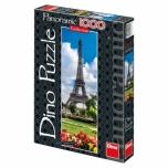 Dino panoraampusle 1000 tk Eiffeli torn kevadel 10+