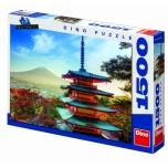 Dino pusle 1500tk Pagoda 10+