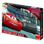 Dino lauamäng Autod 3: Piston Cup Race 3-99 aastat