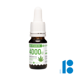 Ecosh D3 vitamin kanepiõliga, 1 tilk 4000 IU 10ml