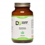Ecosh D3 vitamiin 4000IU/kapsel 90tk 50g