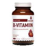 Ecosh Bioaktiivne B vitamiinide kompleks südamele 90tk 50g