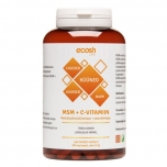 Ecosh MSM + C-vitamiin, 160 tk 112g