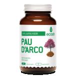 Ecosh Pau d'Arco sipelgapuu koore kapslid 100tk