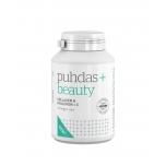 Puhdas+ Kollageen & Hyaluron + Vitamiin C 120 kaps