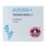 Puhdas+ Omega-3 180 kaps
