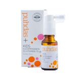 Puhdas+ laste D3-vitamiin 10mcg pihusti 20ml