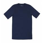 Joha  meriinovillane T-särk, sinine