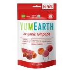 YumEarth puuviljamaitselised mahedad pulgakommid 14tk
