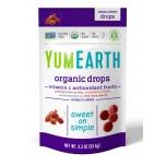 """YumEarth """"Anti-oxi"""" mahedad karamellid C-vitamiiniga 30tk"""