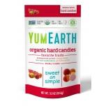 YumEarth puuviljamaitselised karamellid 30tk