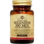 Solgar Selenium 100mcg 100tk