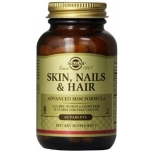 Solgar Skin, nails and hair 60tk