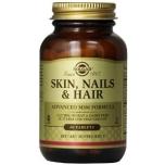 Solgar Skin, nails and hair 60tk