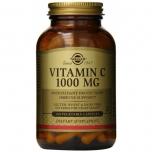Solgar C-vitamiin 1000mg 100tk