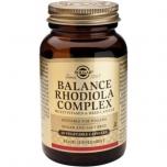 Solgar Balance Rhodiola Kompleks 60tk