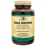 Solgar Male Multiple 60tk