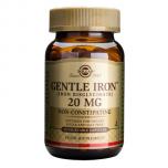 Solgar Gentle Iron rauatabletid 20mg 90tk