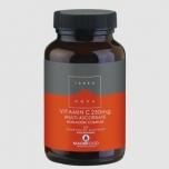 Terranova Multi-C-vitamiin 250 mg Complex, 50 kapslit