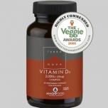 Terranova D3-vitamiin Complex 50 ug/2000IU 50 kapslit