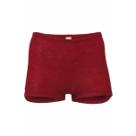 Engel naiste aluspüksid vill-siid, punane