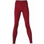 Engel naiste püksid vill-siid, punane