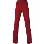 Engel naiste pidžaama püksid vill-siid, punane
