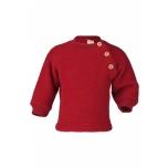 Engel pullover villafliis, punane