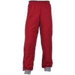 Engel laste püksid meriinovill, punane