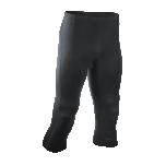 Engel Sports meeste 3/4 püksid vill-siid, must