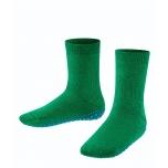 FALKE Catspads meriinovill-puuvill sokid stopperitega grass green