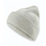 FALKE Unisex kašmiiri müts offwhite