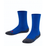 FALKE Active Warm laste soojad villasegu sokid cobalt blue
